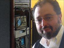 Professor Edgar Choueiri