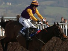 Tony McCoy on Noble Prince