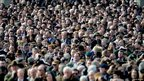 Racegoers at Cheltenham racecourse (Photo by Alan Crowhurst/ Getty Images)