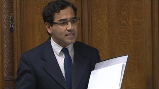 Conservative MP Rehman Chishti