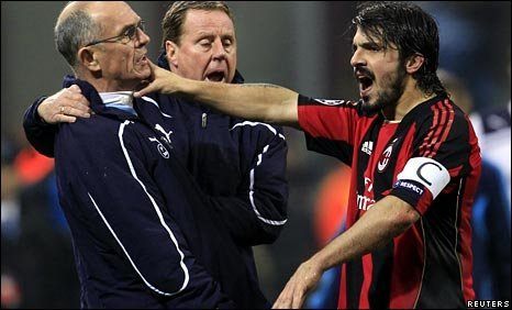 Joe Jordan and Gennaro Gattuso