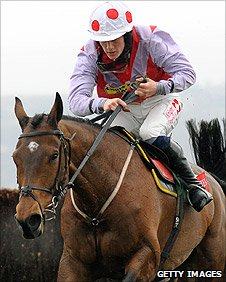 Sam Twiston-Davies on Baby Run