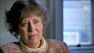 Former director general of MI5 Baroness Eliza Manningham-Buller