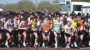 Reading half marathon 2009