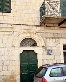 Ben Yehuda's house