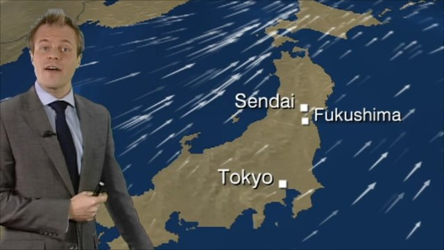 Japan weather forecast for the coming days