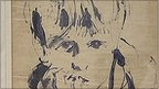A painting by Syd Barrett