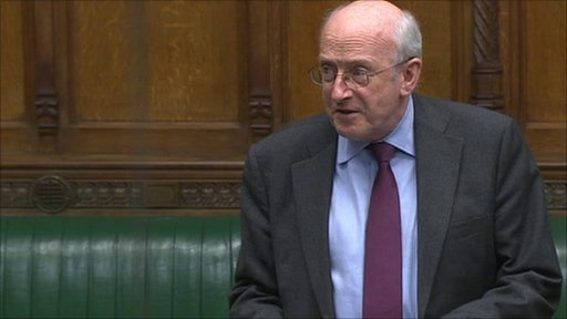Labour MP Nick Raynsford