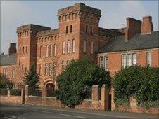 The Keep at Norton Barracks, Worcester