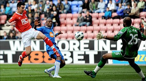 Liam Ridgewell coolly slots Birmingham ahead