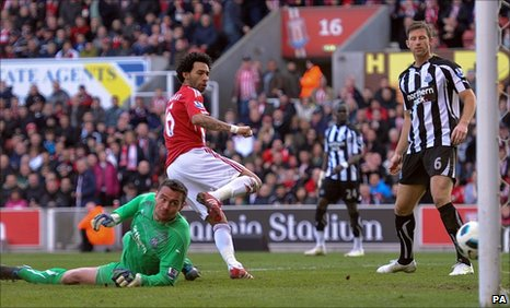 Jermaine Pennant scores Stoke's second