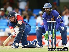 England v Sri Lanka, 2007 World Cup