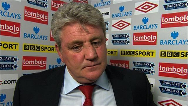Sunderland boss Steve Bruce fumes at 'bizarre' penalty