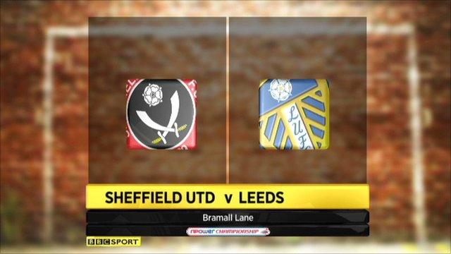 Highlights - Sheffield United v Leeds
