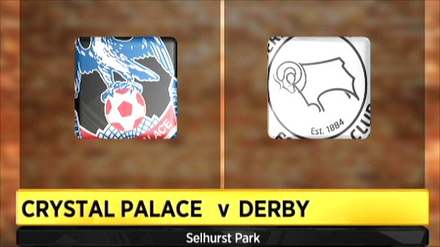 Crystal Palace v Derby