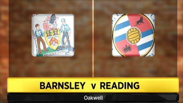 Barnsley v Reading