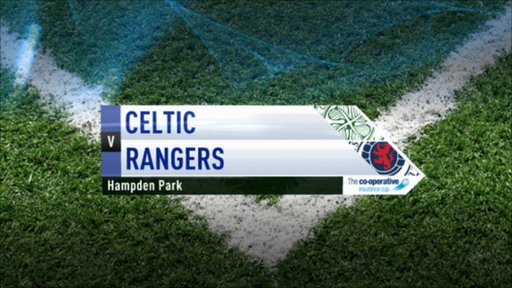 Scottish League Cup highlights - Celtic 1-2 Rangers