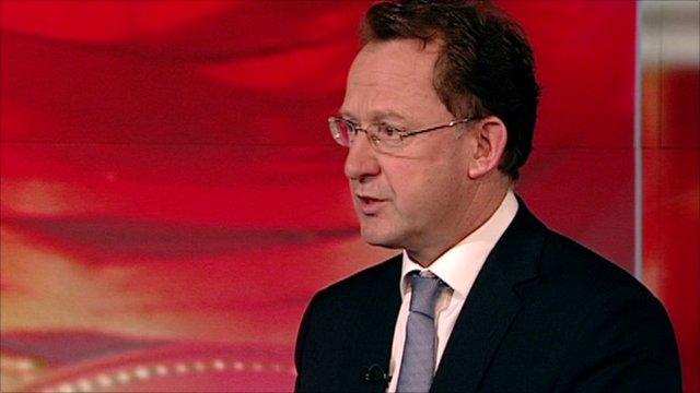 Alastair Buchanan, Chief Executive, Ofgem