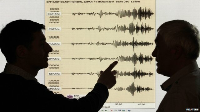 Seismologists discuss the M 9.0 Tohoku earthquake