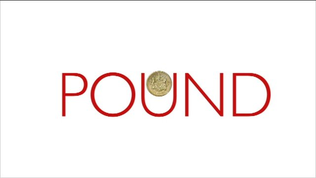 "BBC Graphic with ""pound"" written"