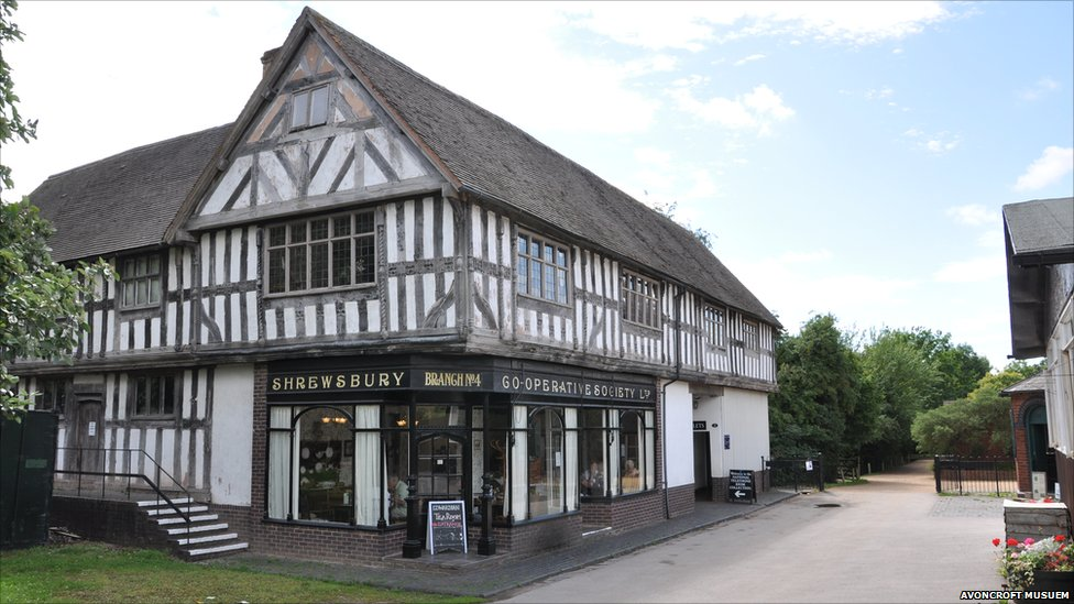 Bbc News Avoncroft Museum Restores Historic Buildings