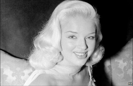 Bbc A New Diana Dors Book To Be Published By Her Son border=