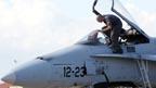 Spanish F-18