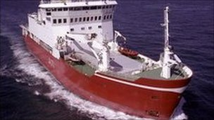 HMS Endurance (copyright: Royal Navy)
