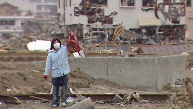 Tsunami child