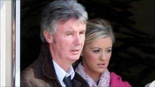 David and Lisa Stewart