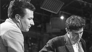 Colin Davis & Michael Tippett