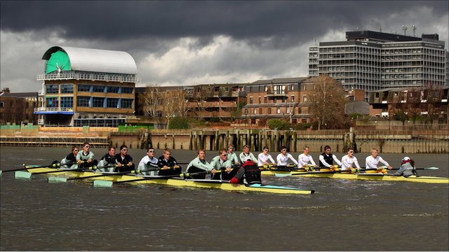 The 157th Boat Race