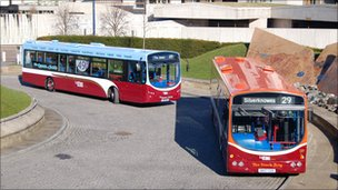 Lothian Busses - Ridacard Replacement?