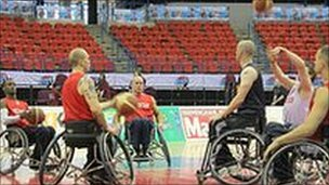 The World Wheelchair Basketball Championships