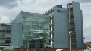 Suffolk County Council's Endeavour House