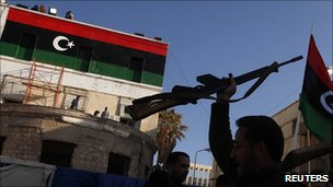 Air strikes against Libyan targets by an international coalition have divided opinion in the country.