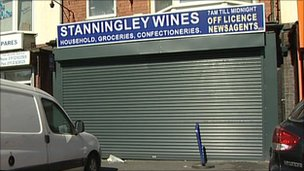 Stanningley Wines