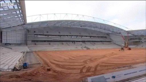 Brighton's new Amex Community Stadium