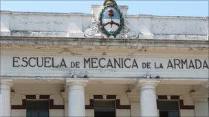 Esma - the Army Mechanical School