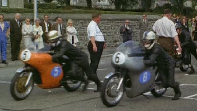 Isle of Man TT competitors