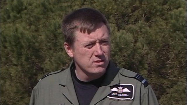Air Vice Marshall, Greg Bagwell