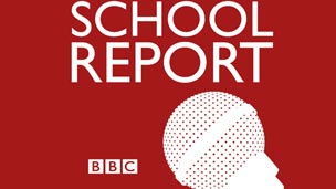 School Report logo