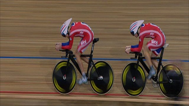 GB men settle for double cycling bronze