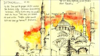 A sketch of Istanbul