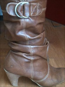 Boot similar to those worn by Sian O'Callaghan - Wiltshire Police