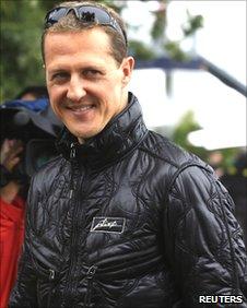 Micchael Schumacher