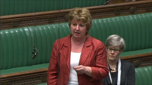 Karen Buck MP asks School Report question
