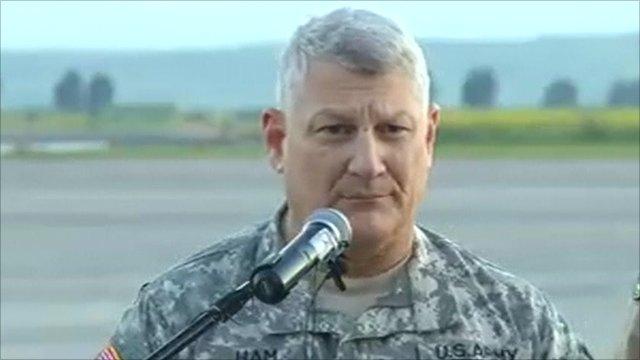 General Carter Ham