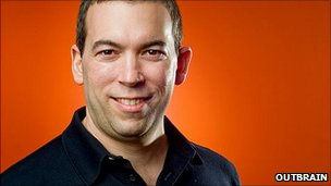 Outbrain CEO Yaron Galai