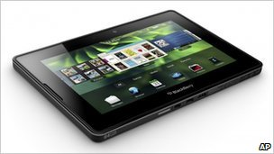 Blackberry Playbook tablet computer